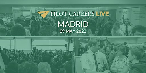 Pilot Careers Live Madrid - 09 May 2020