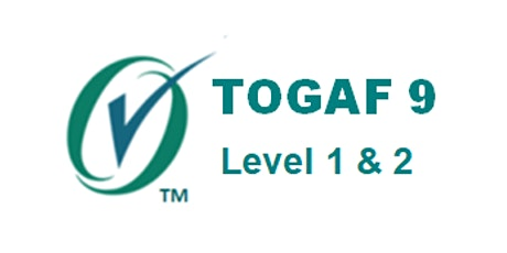 TOGAF 9: Level 1 And 2 Combined 5 Days Training in Dublin tickets