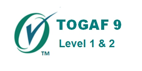 TOGAF 9: Level 1 And 2 Combined 5 Days Training in San Diego, CA tickets