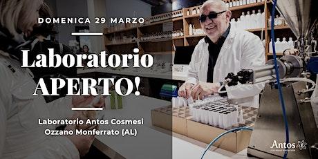Laboratorio aperto  -  29 Marzo 2020 biglietti