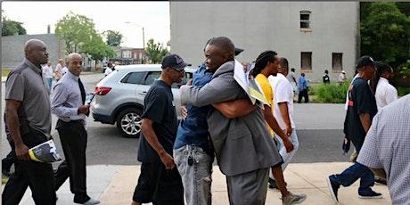 West Baltimore Unity Engagement Men's Movement Walk tickets