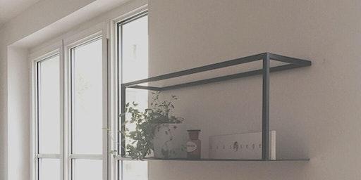 DIY Regal aus Stahl