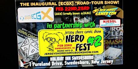 Gamer Fest/Nerd Fest tickets