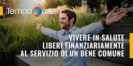 Presentazione TempoXme - Bari tickets