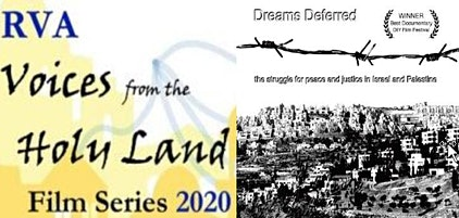 Dreams Deferred: The Struggle for Peace and Justice in Israel and Palestine