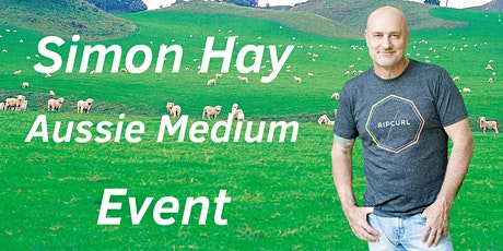 Aussie Medium, Simon Hay at The Fish Creek Hall in Foster tickets
