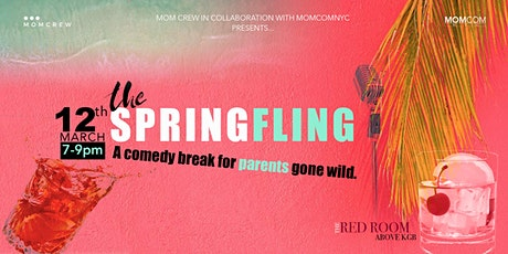 Spring Fling Comedy Show for Parents tickets