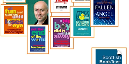 Christopher Brookmyre is coming to Dollar