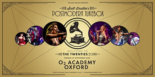 Scott Bradlee's Postmodern Jukebox (O2 Academy, Oxford)