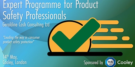 Expert Programmme for Product Safety Professionals tickets