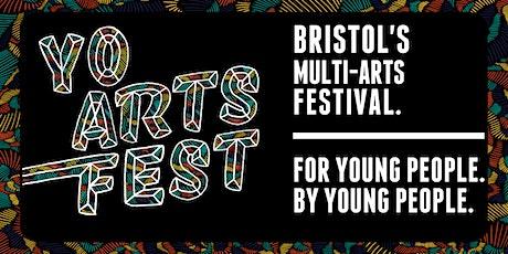 YO Arts Fest 2020 - Organisational Involvement tickets