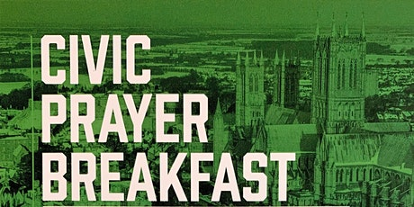 Civic Prayer Breakfast 2020 tickets