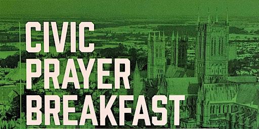 Civic Prayer Breakfast 2020