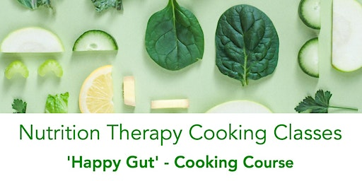'Happy Gut' Cooking Course