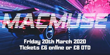MACMUSE - Scottish Tribute to MUSE Live tickets