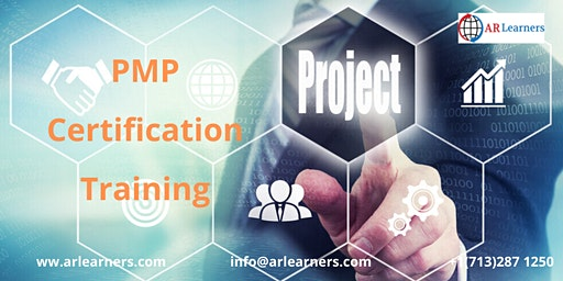 PMP Certification Training in Anderson, CA, USA