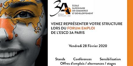 Forum Emploi- Rencontres Alternances - Stage - CDI et CDD billets