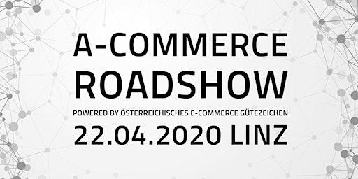Roadshow Linz powered by Österreichisches E-Commerce Gütezeichen