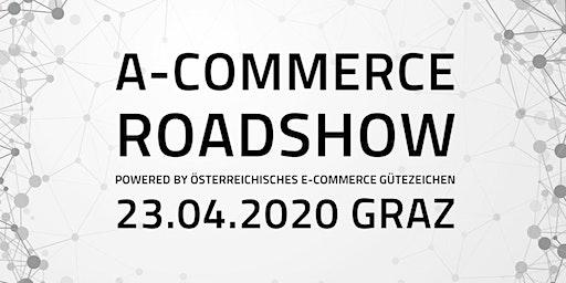 Roadshow Graz powered by Österreichisches E-Commerce Gütezeichen