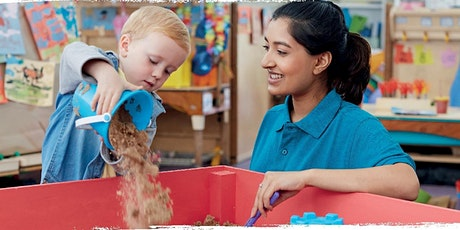Early Learning & Childcare Careers Event for Ethnic Minorities (Aberdeen) tickets