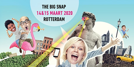 The Big Snap in Rotterdam tickets