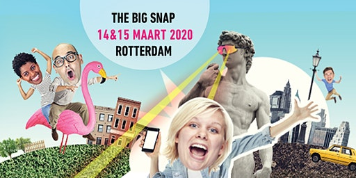 The Big Snap in Rotterdam