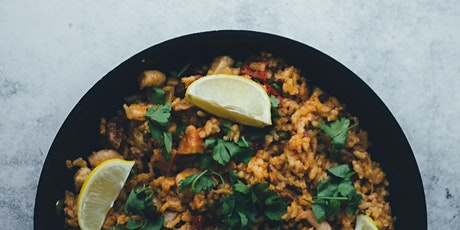 Great Cook | Jollof Rice and Plantain tickets