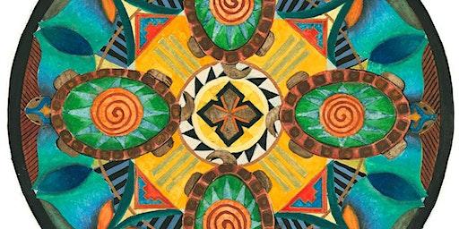 Pop-up Painting Mandala Workshop