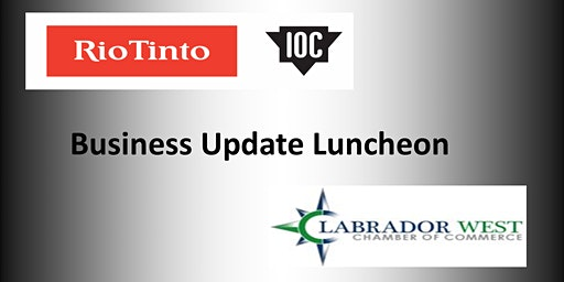 Rio Tinto Business Update