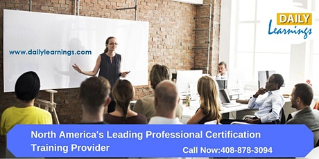 PMP (Project Management) Certification Training in Bismarck tickets