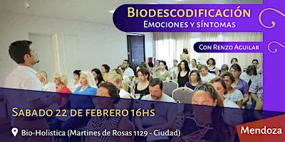 Biodescodificación Emociones y Síntomas