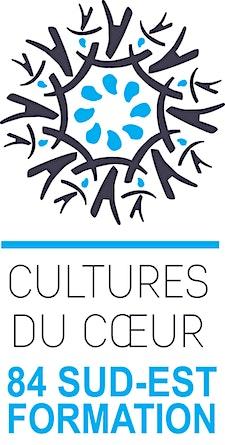 Cultures Du Coeur 84 logo