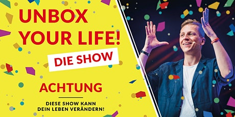 "Tobias Beck - ""Unbox your Life!"" 