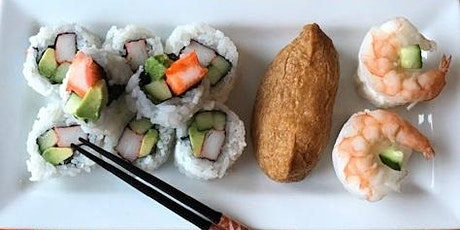 Homemade Sushi 101 tickets