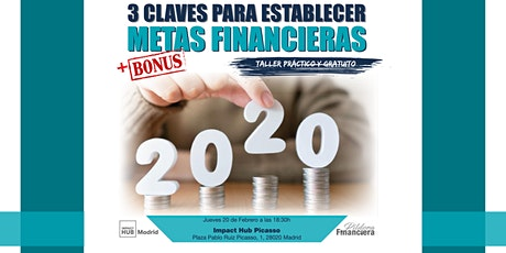 3 CLAVES PARA ESTABLECER METAS FINANCIERAS entradas