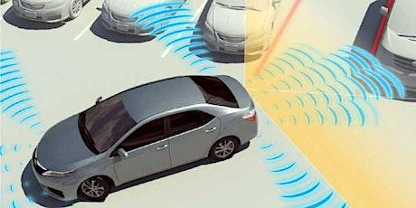 ROBÓTICA (nivel I)) Creación de aparcamientos inteligentes entradas