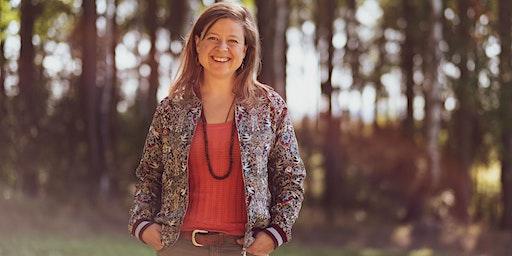 Dr. Friederike Feil: Glück ist Darmsache