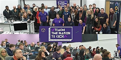 Free coding workshop  -  Leeds