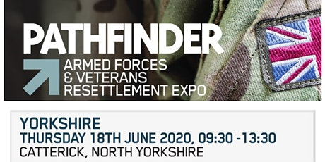 Armed Forces And Veterans Resettlement Expo Catterick tickets