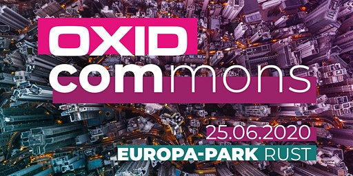 OXID Commons 2020
