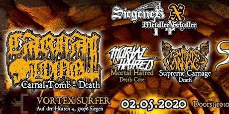 Siegener Metaller Geballer X  Tickets