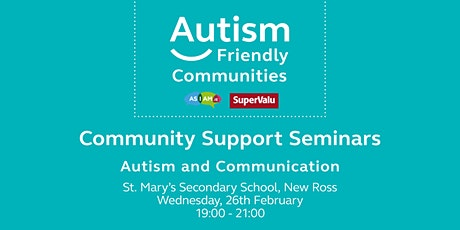 Autism & Communication tickets
