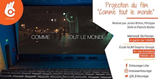 """Lille // Projection du film """"Comme Tout le Monde"""""""