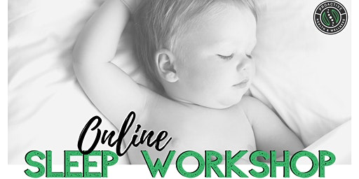 ONLINE Sleep Workshop with Dr. Luke Reinhart & certified sleep consultant, Halle Markwas