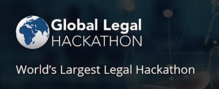 Global Legal Hackathon Manchester image