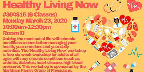 Healthy Living Now  tickets