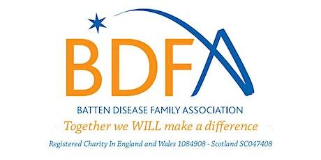Batten Disease Family Association AGM 2020 tickets