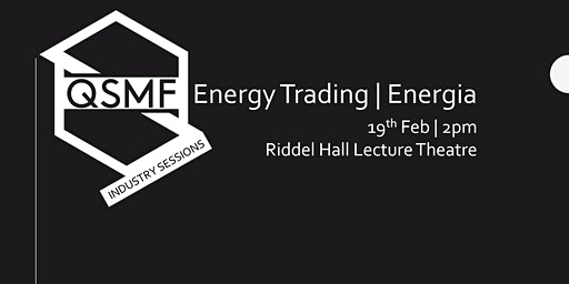 Energy Trading, Energia | QSMF Industry Session