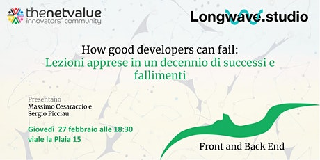 How Good Developers can Fail biglietti