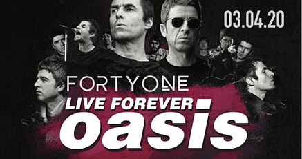 Live forever Oasis live tickets
